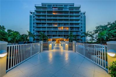 Clearwater Condo For Sale: 500 N Osceola Avenue #306