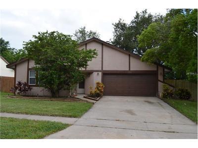 Palm Harbor Single Family Home For Sale: 1344 Noell Boulevard