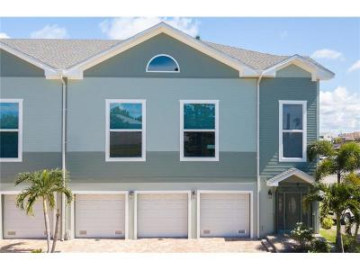 Indian Rocks Beach Condo For Sale: 2401 1st Street #B