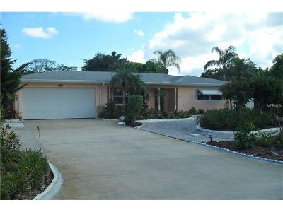 Clearwater Single Family Home For Sale: 1544 Seabreeze Street