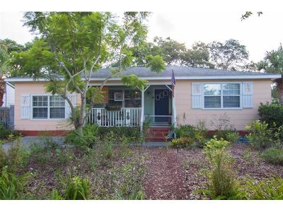 Gulfport Single Family Home For Sale: 2709 48th Street S