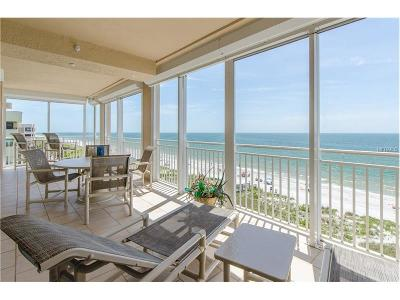 Indian Rocks Beach Condo For Sale: 2 15th Avenue #401
