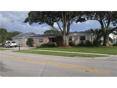 Pinellas Park Single Family Home For Sale: 5950 90th Avenue N