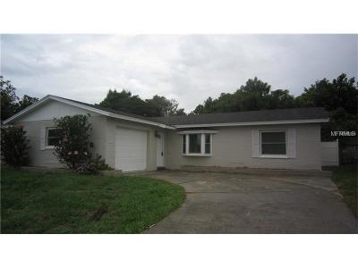 Holiday Single Family Home For Sale: 3053 Corona Drive