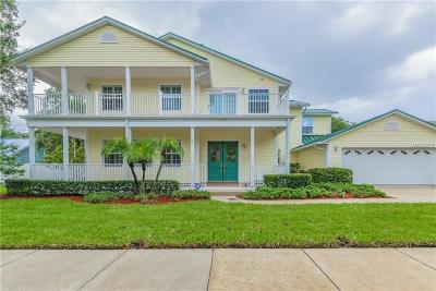 Safety Harbor Single Family Home For Sale: 3575 Highway To Bay Boulevard