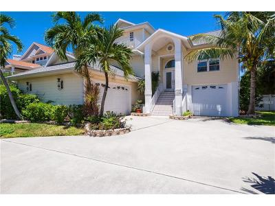 Saint Pete Beach, St Pete Beach Single Family Home For Sale: 255 46th Avenue