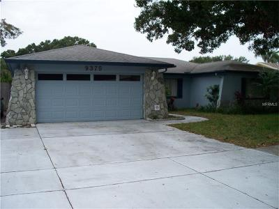 Seminole Single Family Home For Sale: 9375 120th Street