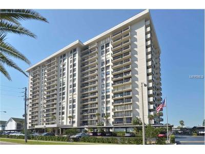 Clearwater Beach Condo For Sale: 400 Island Way #506