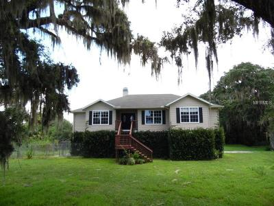 Palmetto Single Family Home For Sale: 7205 86th Street E