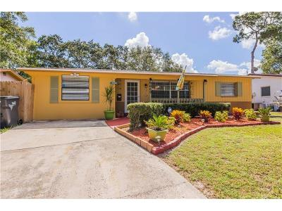 Hillsborough County, Pasco County, Pinellas County Single Family Home For Sale: 6669 27th Street N