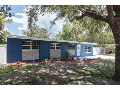 Tampa Single Family Home For Sale: 4115 W Fairview Heights