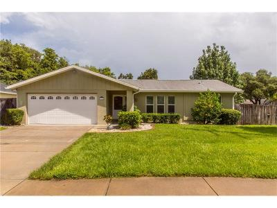 Clearwater Single Family Home For Sale: 2112 Allard Drive