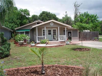 Clearwater Single Family Home For Sale: 1152 Sedeeva Street