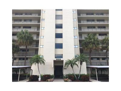 Clearwater, Clearwater Beach Condo For Sale: 2618 Cove Cay Drive #406