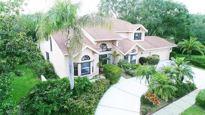 Largo Single Family Home For Sale: 9084 Baywood Park Drive