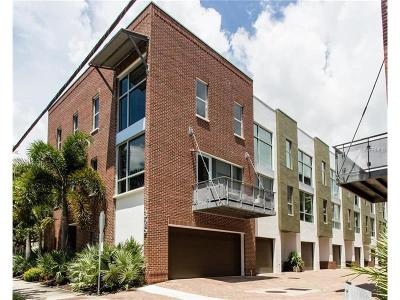 St Petersburg FL Townhouse For Sale: $575,000