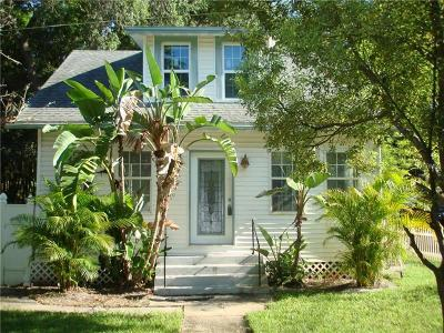 Safety Harbor Single Family Home For Sale: 207 6th Street N #A & B