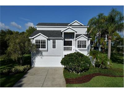 Tarpon Springs Single Family Home For Sale: 2122 Harbour Watch Drive