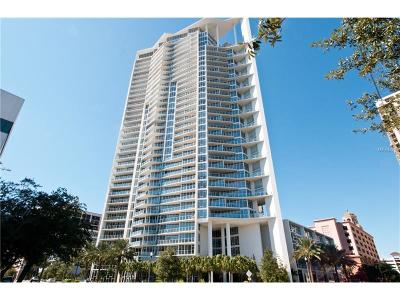 Hernando County, Hillsborough County, Pasco County, Pinellas County Condo For Sale: 175 1st Street S #2307