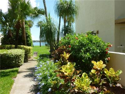 Hernando County, Hillsborough County, Pasco County, Pinellas County Condo For Sale: 7500 Sunshine Skyway Lane S #P1