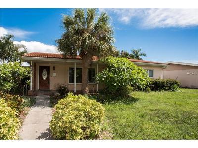 Hernando County, Hillsborough County, Pasco County, Pinellas County Single Family Home For Sale: 1101 39th Avenue NE