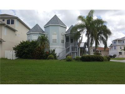 New Port Richey Single Family Home For Sale: 4351 Seagull Drive