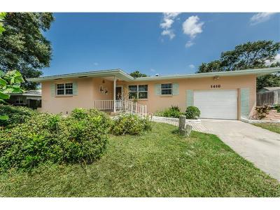 Clearwater Single Family Home For Sale: 1416 Rose Street