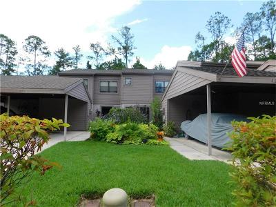 Oldsmar Townhouse For Sale: 420 Woods Landing Trail