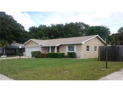 Seminole Single Family Home For Sale: 13717 85th Terrace N
