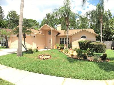 New Port Richey Single Family Home For Sale: 7127 Otter Creek Drive