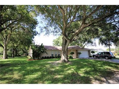 Clearwater Single Family Home For Sale: 1640 Whitewood Drive