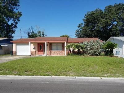 New Port Richey Single Family Home For Sale: 3631 Linkwood Street