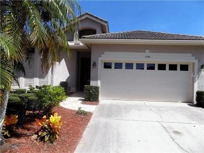 Oldsmar Villa For Sale: 4765 Pebble Brook Drive