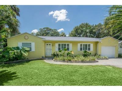 Gulfport Single Family Home For Sale: 2647 47th Street S