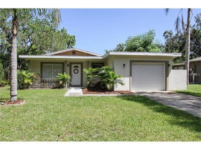 Safety Harbor Single Family Home For Sale: 155 Joyce Street