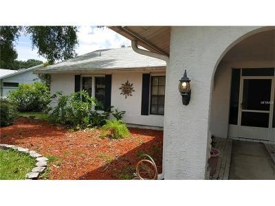 Hernando County, Hillsborough County, Pasco County, Pinellas County Single Family Home For Sale: 9820 Stephenson Drive
