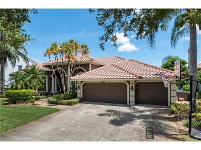 Largo Single Family Home For Sale: 7909 Bayou Club Boulevard