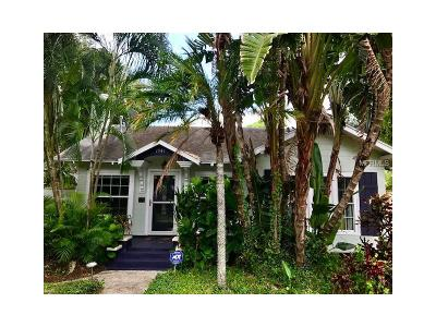 Cleasrwater, Clearwater, Clearwater` Single Family Home For Sale: 1541 Grove Street