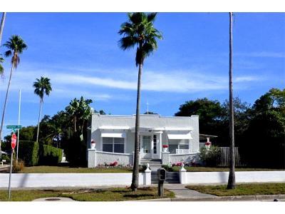 Dunedin Single Family Home For Sale: 37 Highland Avenue