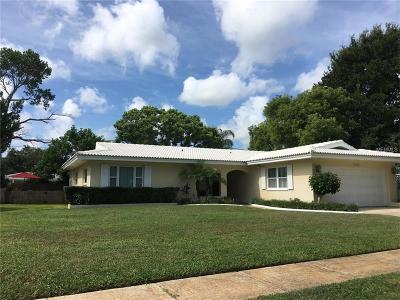 Cleasrwater, Clearwater, Clearwater` Single Family Home For Sale: 2235 Claiborne Drive