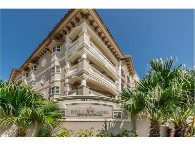 Indian Rocks Beach Condo For Sale: 604 Gulf Boulevard #405
