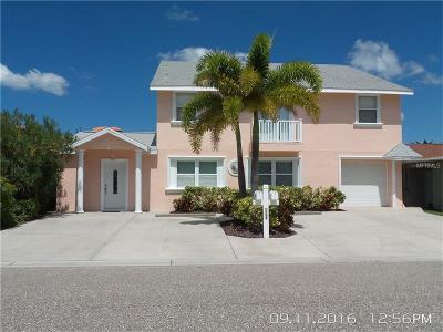 Redington Shores Single Family Home For Sale: 170 E 174th Avenue E