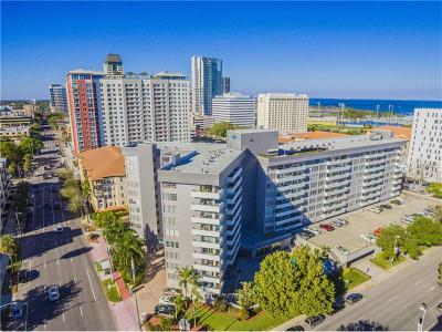 St Petersburg Condo For Sale: 470 3rd Street S #220