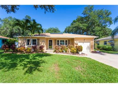 Gulfport FL Single Family Home For Sale: $299,900