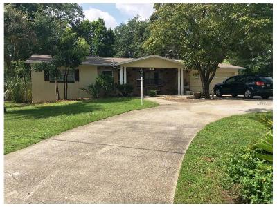 Beverly Hills, Citrus Hills, Citrus Springs, Crystal River, Dunnellon, Floral City, Hernando, Homassa, Homosassa, Inverness, Lecanto, Port Charlotte Single Family Home For Sale: 82 Roosevelt Boulevard