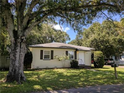 Gulfport Single Family Home For Sale: 1701 51st Street S