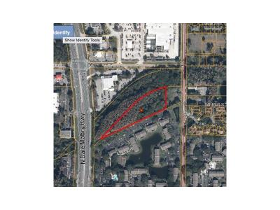 Residential Lots & Land For Sale: 12101 N Dale Mabry Highway
