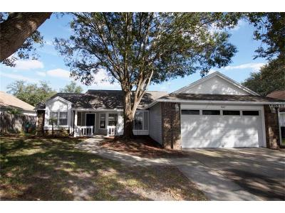 Palm Harbor Single Family Home For Sale: 947 Galliton Way