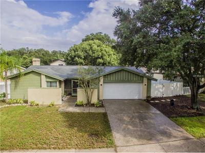 Palm Harbor Single Family Home For Sale: 3955 Orchard Hill Circle