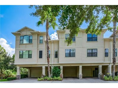 Townhouse For Sale: 9715 Bay Grove Lane
